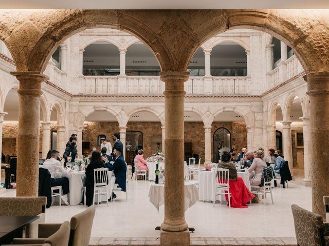 La boda de David y Amor en Belmonte, Cuenca 145