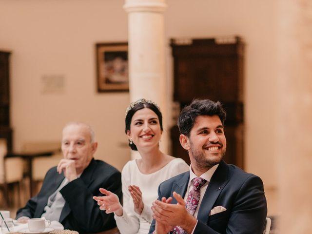 La boda de David y Amor en Belmonte, Cuenca 149