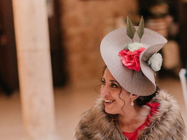 La boda de David y Amor en Belmonte, Cuenca 156