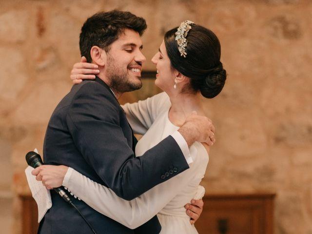 La boda de David y Amor en Belmonte, Cuenca 158