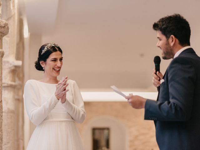 La boda de David y Amor en Belmonte, Cuenca 160