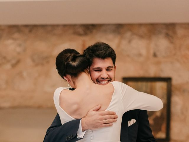 La boda de David y Amor en Belmonte, Cuenca 161
