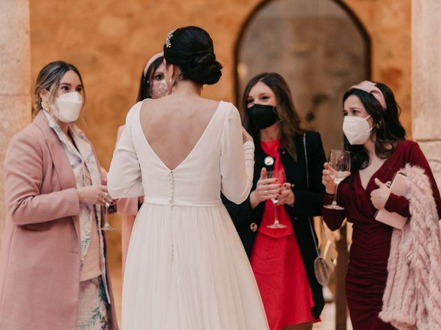 La boda de David y Amor en Belmonte, Cuenca 162