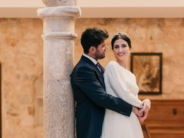 La boda de David y Amor en Belmonte, Cuenca 164
