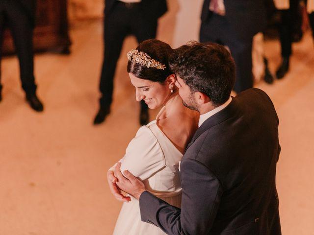 La boda de David y Amor en Belmonte, Cuenca 173