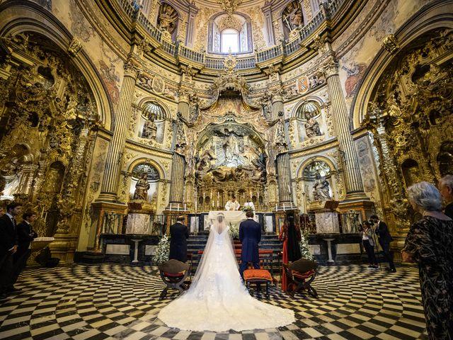 La boda de María y Jesús en Ubeda, Jaén 15