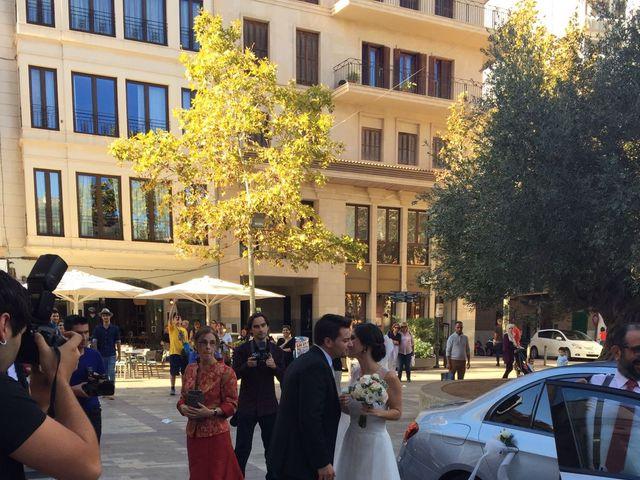 La boda de Jacob y Sara  en Manacor, Islas Baleares 3