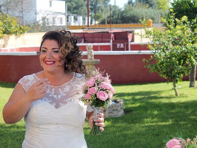 La boda de Vicente y Irene en Chiclana De La Frontera, Cádiz 8
