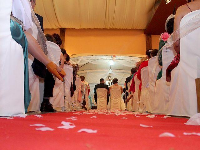 La boda de Vicente y Irene en Chiclana De La Frontera, Cádiz 9