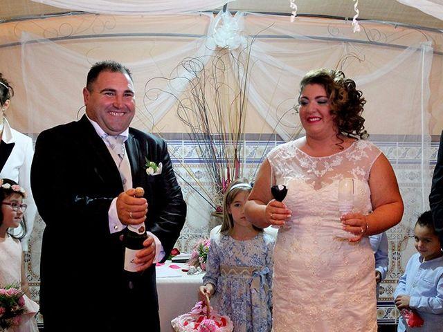 La boda de Vicente y Irene en Chiclana De La Frontera, Cádiz 11