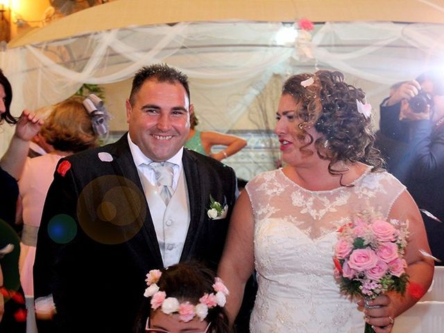 La boda de Vicente y Irene en Chiclana De La Frontera, Cádiz 12