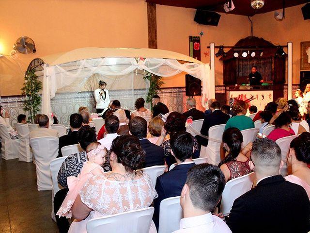 La boda de Vicente y Irene en Chiclana De La Frontera, Cádiz 15