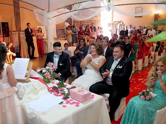 La boda de Vicente y Irene en Chiclana De La Frontera, Cádiz 16