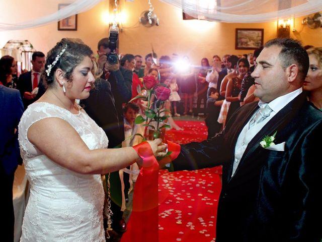 La boda de Irene y Vicente