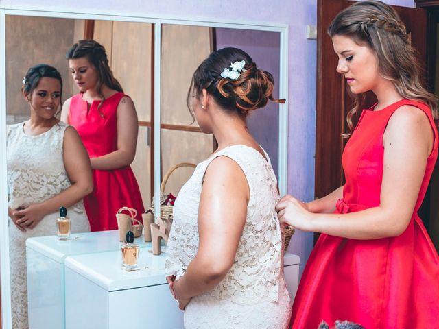 La boda de Jose y Noelia en El Molar, Madrid 13