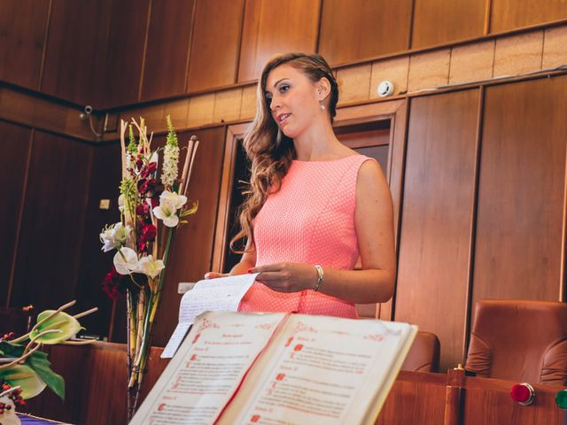 La boda de Jose y Noelia en El Molar, Madrid 17