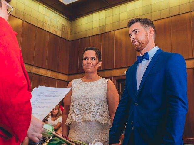 La boda de Jose y Noelia en El Molar, Madrid 18