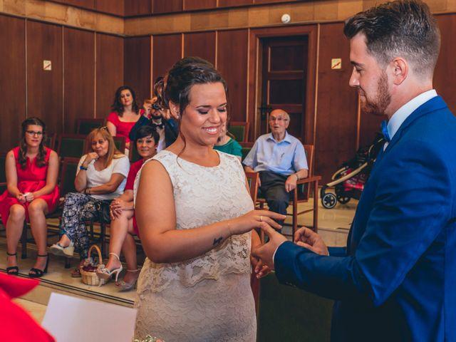 La boda de Jose y Noelia en El Molar, Madrid 19