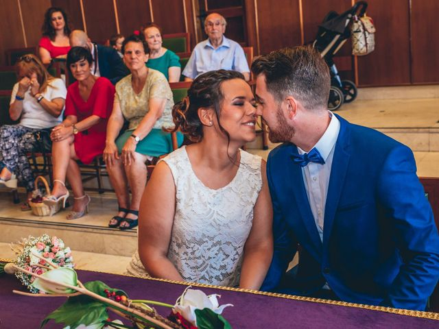 La boda de Jose y Noelia en El Molar, Madrid 20