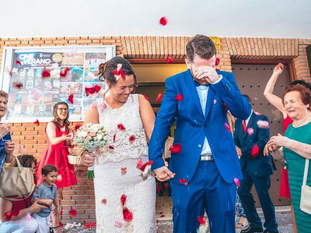 La boda de Jose y Noelia en El Molar, Madrid 22
