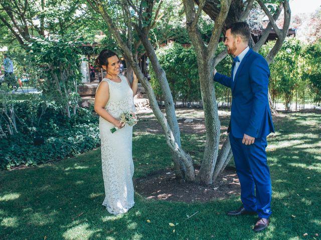 La boda de Jose y Noelia en El Molar, Madrid 39