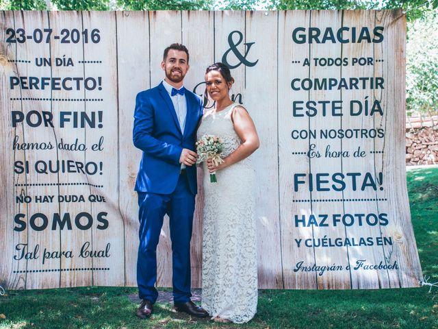 La boda de Jose y Noelia en El Molar, Madrid 41