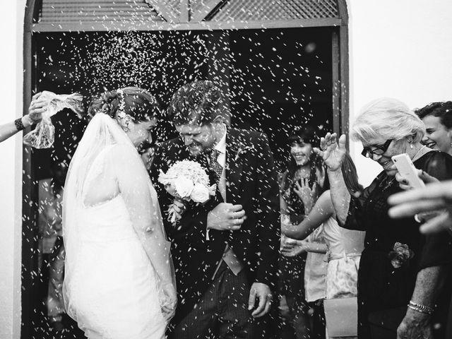 La boda de Mari Luz y Texenery