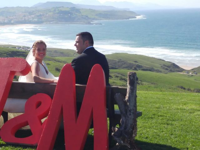 La boda de Manuel  y Jessica  en La Revilla (San Vicente De La Barquera), Cantabria 1