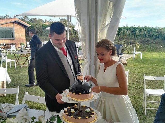 La boda de Manuel  y Jessica  en La Revilla (San Vicente De La Barquera), Cantabria 6