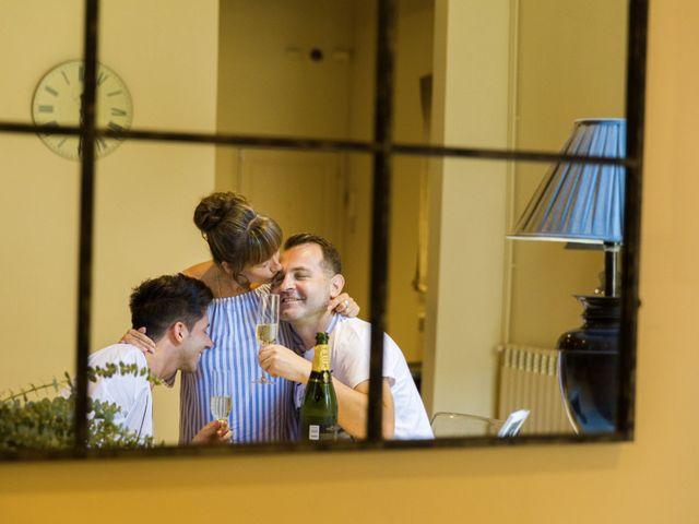 La boda de Emil y Eric en Argentona, Barcelona 3