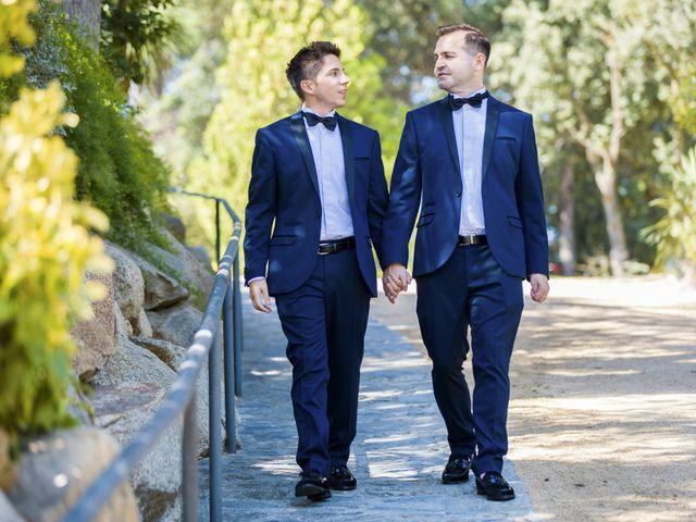 La boda de Emil y Eric en Argentona, Barcelona 26
