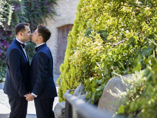 La boda de Emil y Eric en Argentona, Barcelona 28