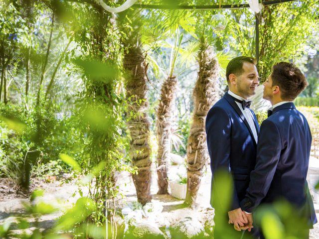 La boda de Emil y Eric en Argentona, Barcelona 30