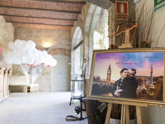 La boda de Emil y Eric en Argentona, Barcelona 37