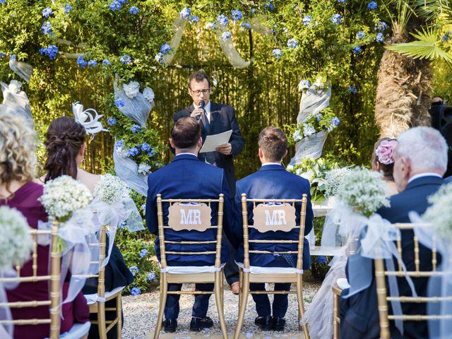 La boda de Emil y Eric en Argentona, Barcelona 42