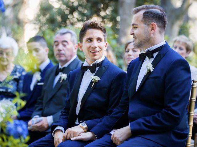 La boda de Emil y Eric en Argentona, Barcelona 44