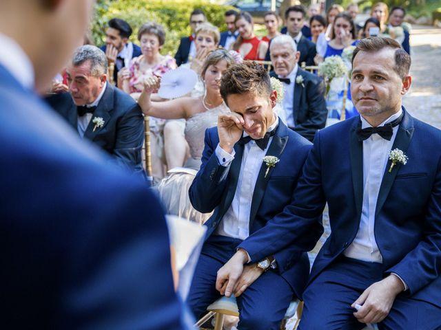 La boda de Emil y Eric en Argentona, Barcelona 49