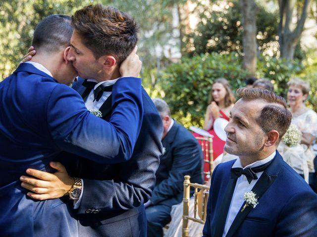 La boda de Emil y Eric en Argentona, Barcelona 52