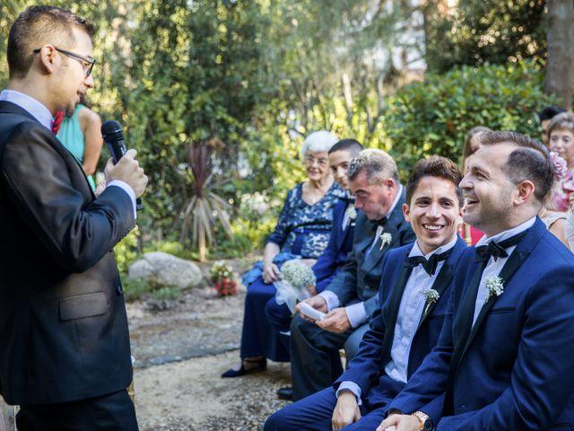 La boda de Emil y Eric en Argentona, Barcelona 53