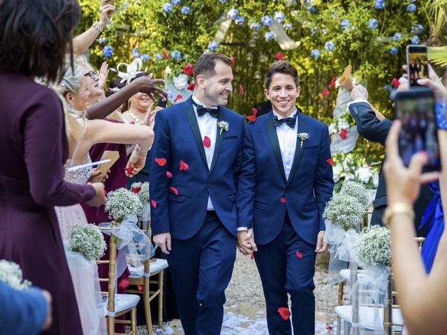 La boda de Emil y Eric en Argentona, Barcelona 55