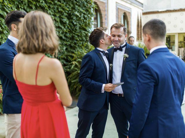 La boda de Emil y Eric en Argentona, Barcelona 69