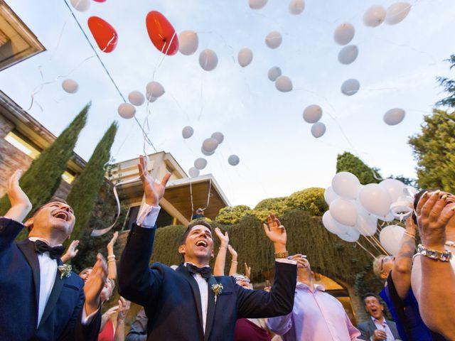 La boda de Emil y Eric en Argentona, Barcelona 73