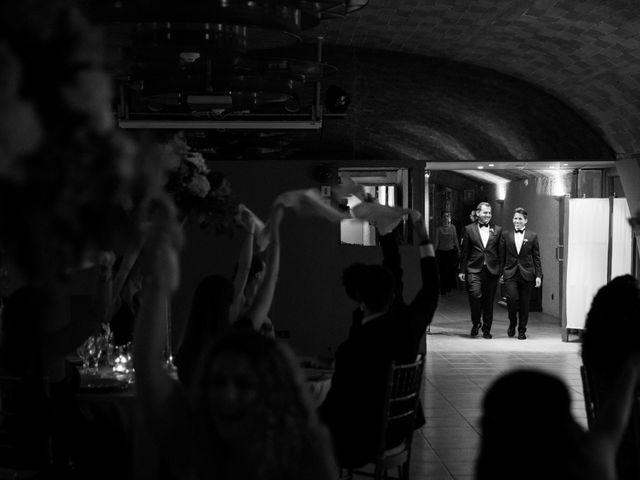 La boda de Emil y Eric en Argentona, Barcelona 77