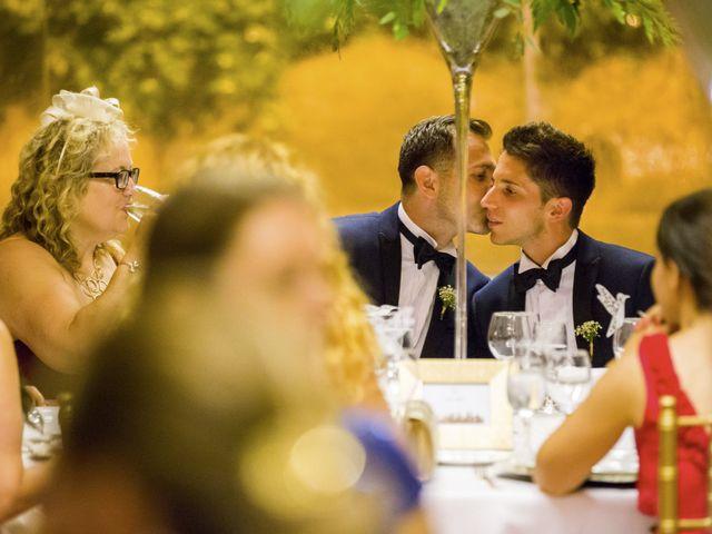 La boda de Emil y Eric en Argentona, Barcelona 79