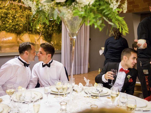 La boda de Emil y Eric en Argentona, Barcelona 81
