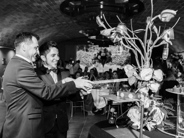 La boda de Emil y Eric en Argentona, Barcelona 82