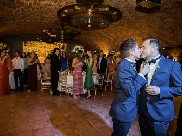 La boda de Emil y Eric en Argentona, Barcelona 83