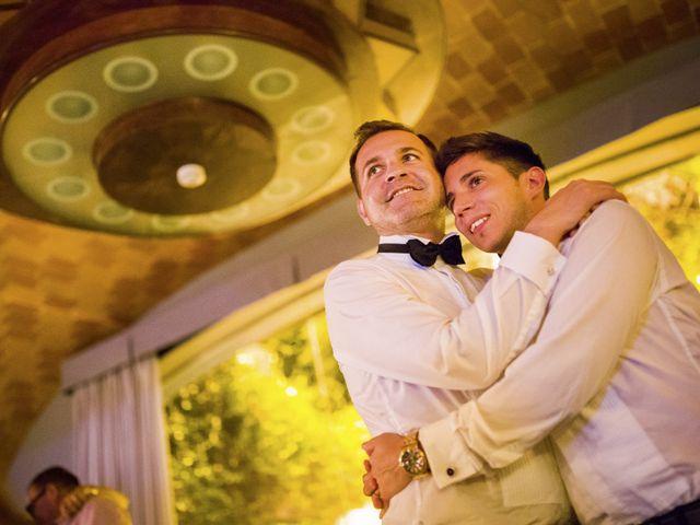 La boda de Emil y Eric en Argentona, Barcelona 85