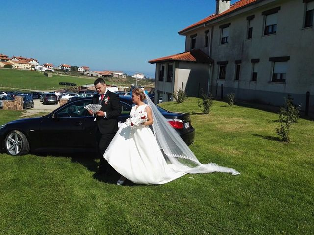 La boda de Manuel  y Jessica  en La Revilla (San Vicente De La Barquera), Cantabria 12