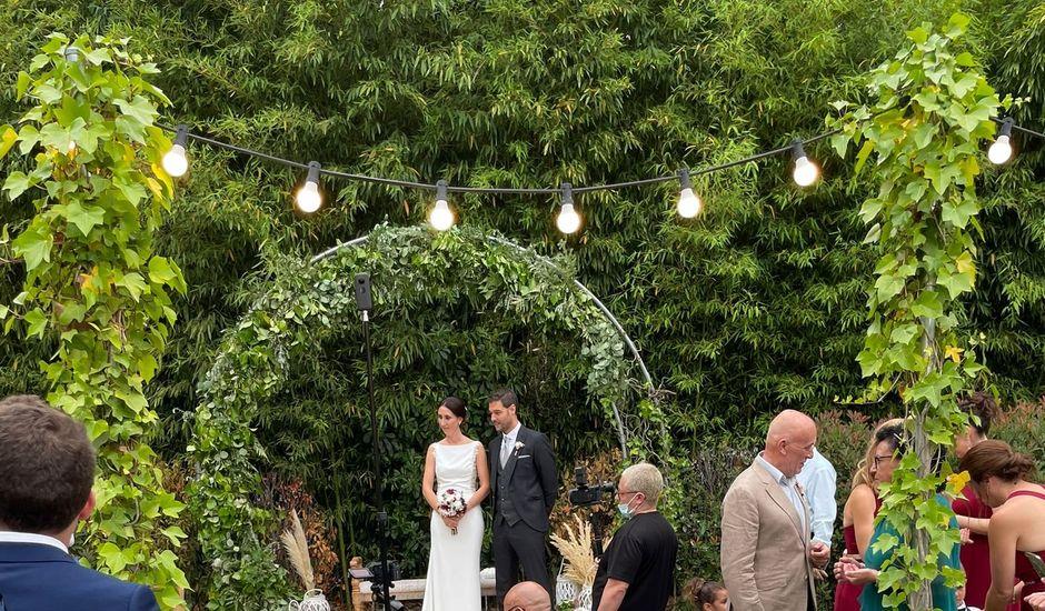 La boda de Elisabet y Cristian en Barcelona, Barcelona